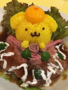 ローストビーフ丼ww